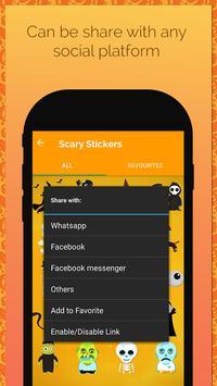 Halloween Stickers screenshot 5