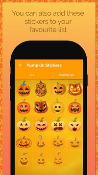 Halloween Stickers screenshot 8