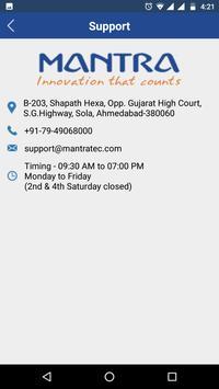 Mantra RD Service apk screenshot