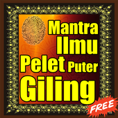 Mantra Ilmu Pelet Puter Giling icon