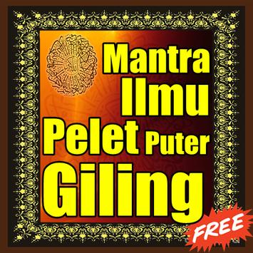 Mantra Ilmu Pelet Puter Giling poster