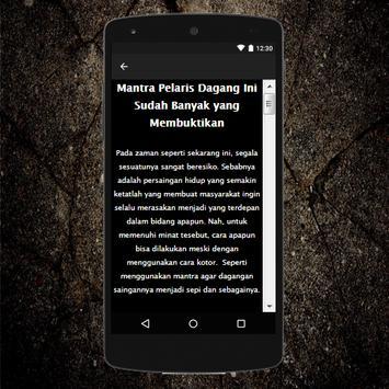 Kumpulan Mantra Pelaris Dagangan screenshot 2