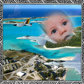Island Photo Frame icon