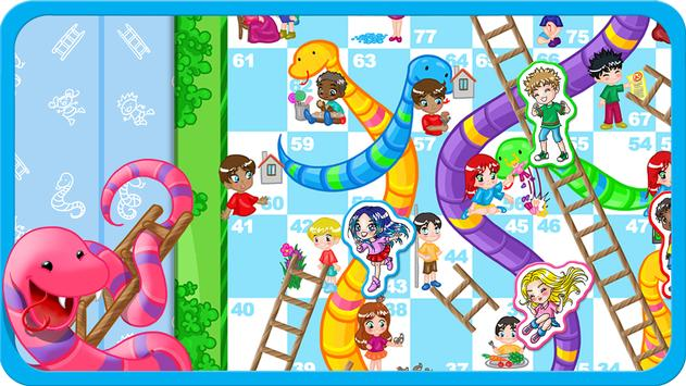 Snakes and Ladders NoLimits poster