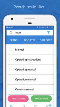 Manualslib - User Guides & Owners Manuals library screenshot 2