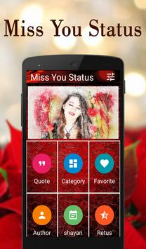Miss You Status 2018 poster