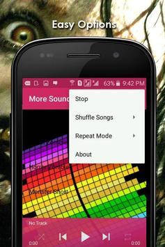 Scary Zombie Sounds apk screenshot