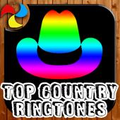 Top Country Ringtones Free icon