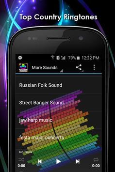 Top Country Ringtones Free screenshot 8