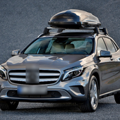 Jigsaw Puzzles Mercedes GLA icon