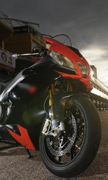 Moto Racing Jigsaw Puzzles poster