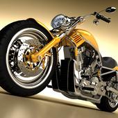 Motorbike Jigsaw Puzzles icon