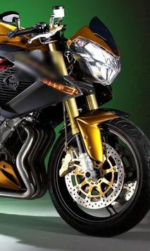 Motorbikes Jigsaw Puzzle poster