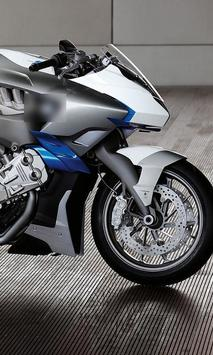 Motorbikes Jigsaw Puzzle apk screenshot
