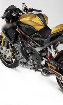 Motorcycle Jigsaw Puzzles screenshot 1