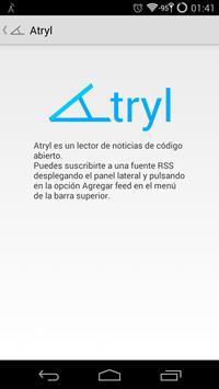 Atryl apk screenshot