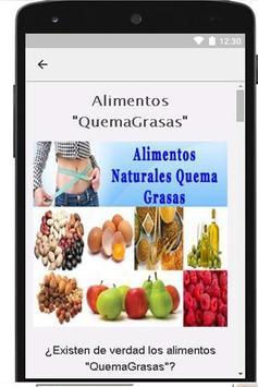 Recetas Ricas y Saludables apk screenshot