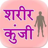 Human body Guide Hindi icon