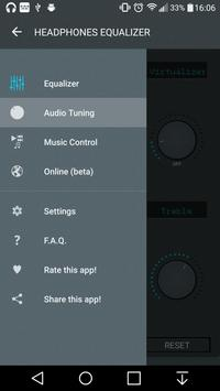 Headphones Equalizer screenshot 3