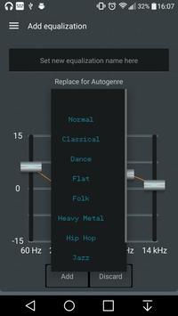 Headphones Equalizer screenshot 4