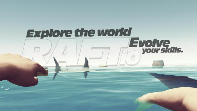 Ocean Raft apk screenshot