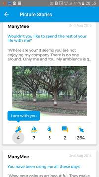 ManyMee apk screenshot