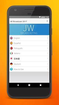 JW Broadcast 2017 poster