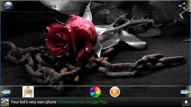 3D Dark wallpapers apk screenshot