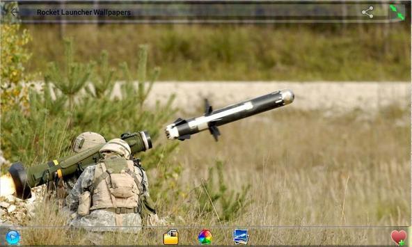 Rocket Launcher Wallpapers poster