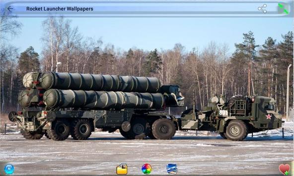 Rocket Launcher Wallpapers apk screenshot