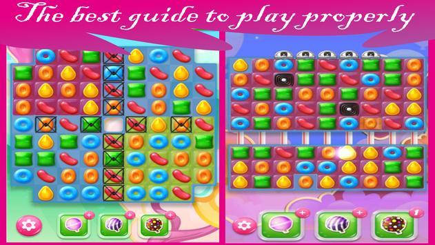 Guides Candy Crush Jelly Saga screenshot 1