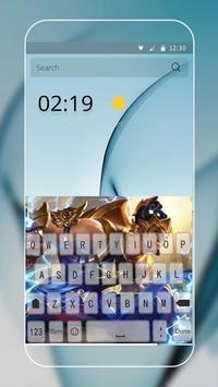 ML Keyboard For Legends poster