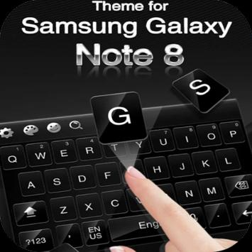 Themes Keyboard for Galaxi Note 8 for Android - APK Download