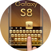 Theme Keyboard For Galaxi S8 icon