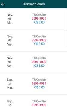 TUCredito screenshot 7