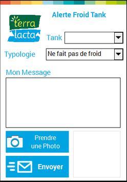 Mon App Terra Lacta screenshot 1