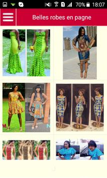 Fashion and African clothes apk screenshot