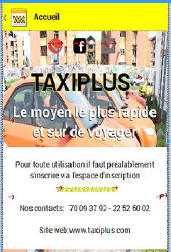 TaxiPlus poster