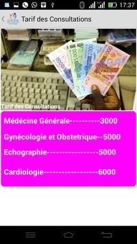 Clinique Sainte Denise d'Ahouaga - Abomey screenshot 4