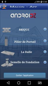 Macon-App apk screenshot