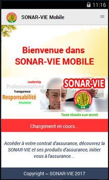SONAR-VIE Mobile poster
