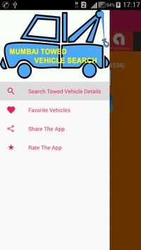 Mumbai Towed Vehicle Search screenshot 2