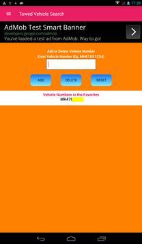 Mumbai Towed Vehicle Search screenshot 7