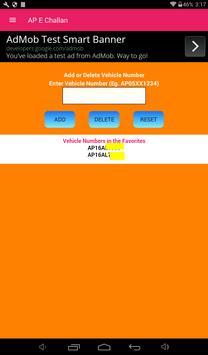 AP Challan (Traffic Police E Challan Fine) screenshot 4