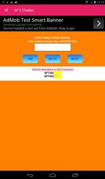 AP Challan (Traffic Police E Challan Fine) screenshot 6