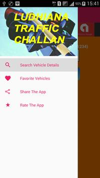 Traffic Challan Ludhiana / e Challan Ludhiana screenshot 2