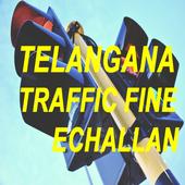 e Challan Telangana icon