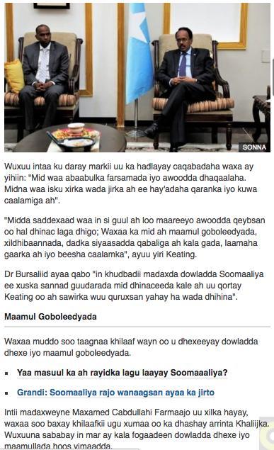 Wararka BBC Somali for Android - APK Download