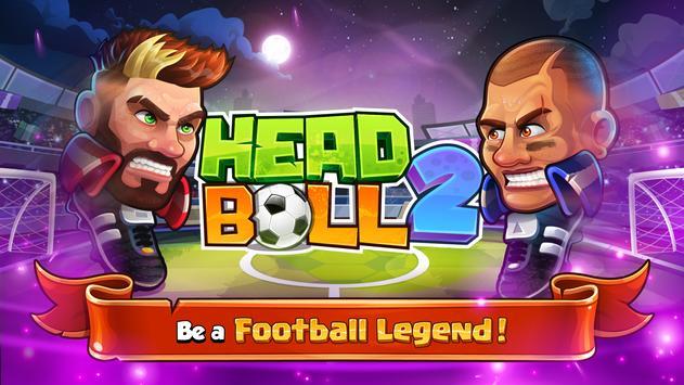 Head Ball 2-poster