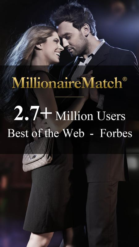 download millionaire match dating app